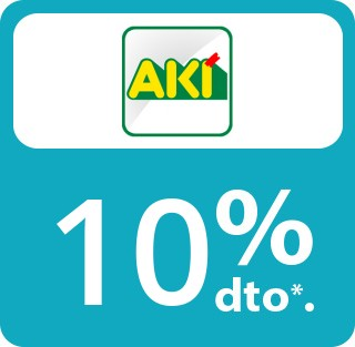 10% de descuento por compras superiores a 50€. (No acumulables a otras ofertas)