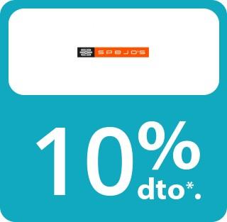 10% en todos los servicios de peluquería, excepto venta de productos, TODOS LOS DÍAS DE LA SEMANA