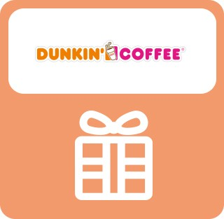 Café con leche pequeño por la compra de una caja de 12 dunkis