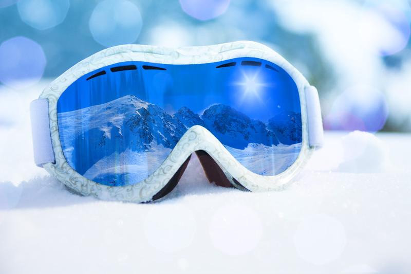 Gafas-esquí