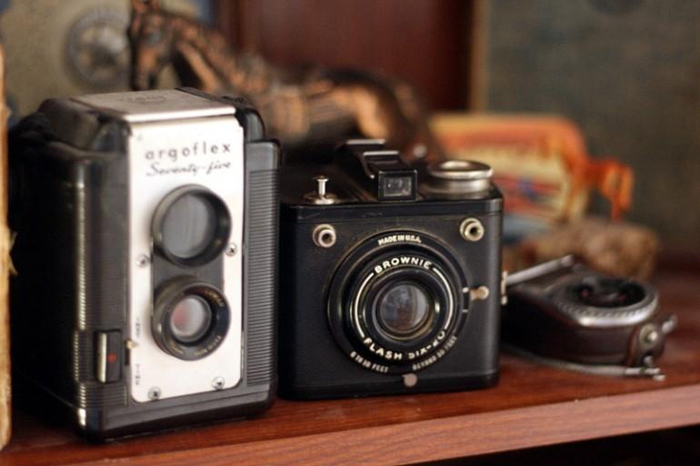 cámaras-antiguas
