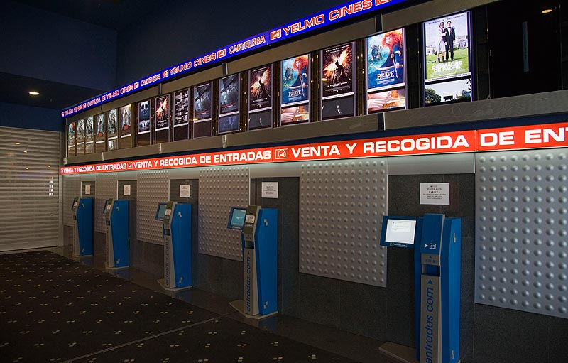 Yelmo Cines