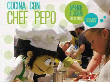 ¡Cocina con Chef Pepo!