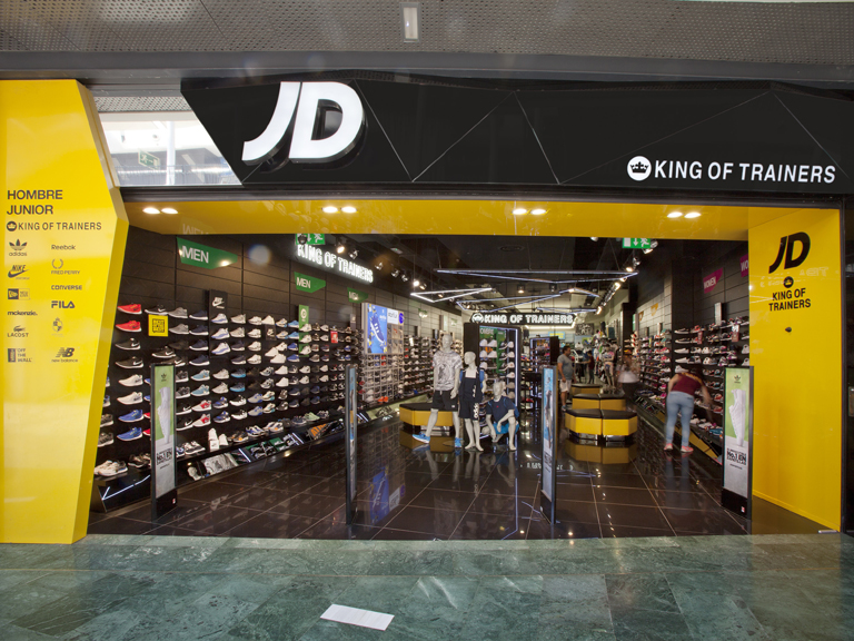 Nueva campaña Kings of Trainers en JD Sports