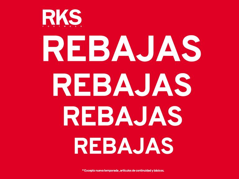 Rebajas en RKS
