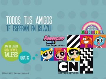 ¡Ven a conocer a tus amigos de Cartoon Network!