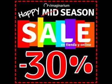 Mid Season Sales en Imaginarium