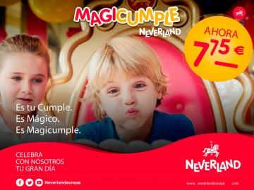 Magicumple en Neverland