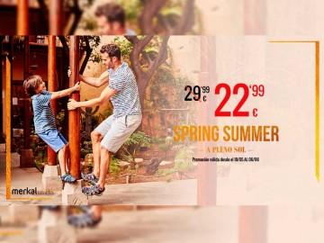 Spring summer en Merkal Calzados