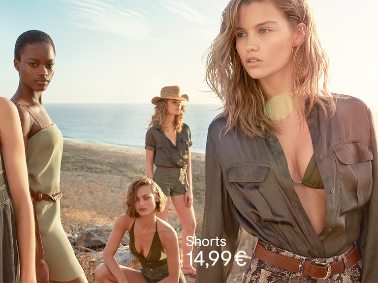 Nueva colección de verano en H&M