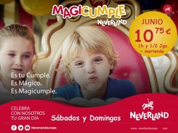 Magicumple Neverland