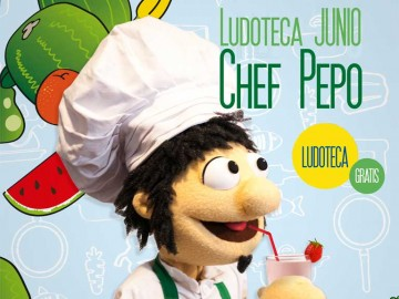 Ludoteca Chef Pepo Junio