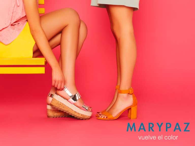 Sandalias de verano en Marypaz