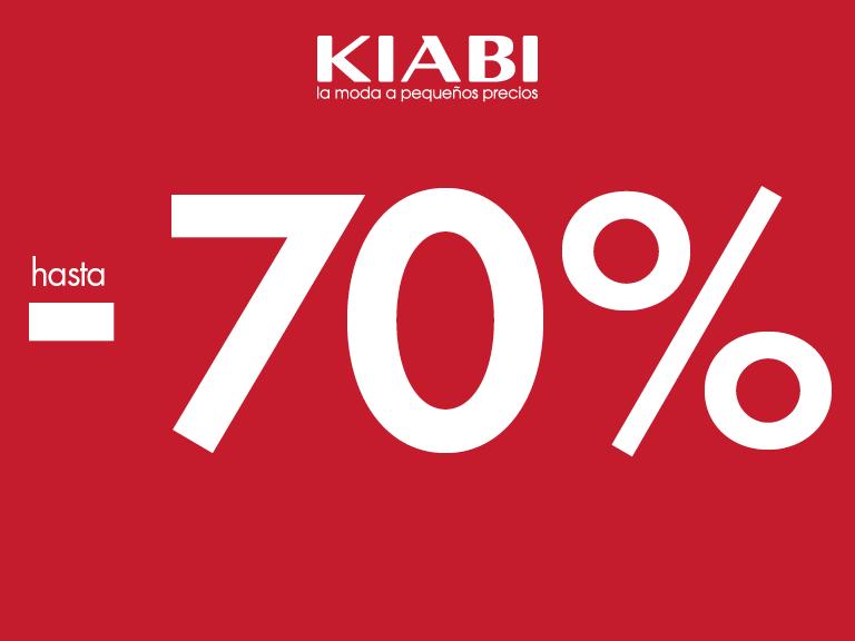 2ª fase de rebajas en Kiabi