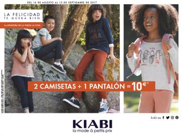 La aventura de la vuelta al cole en Kiabi