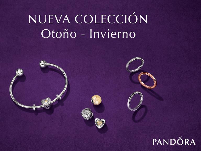 Nueva colección de otoño en Pandora