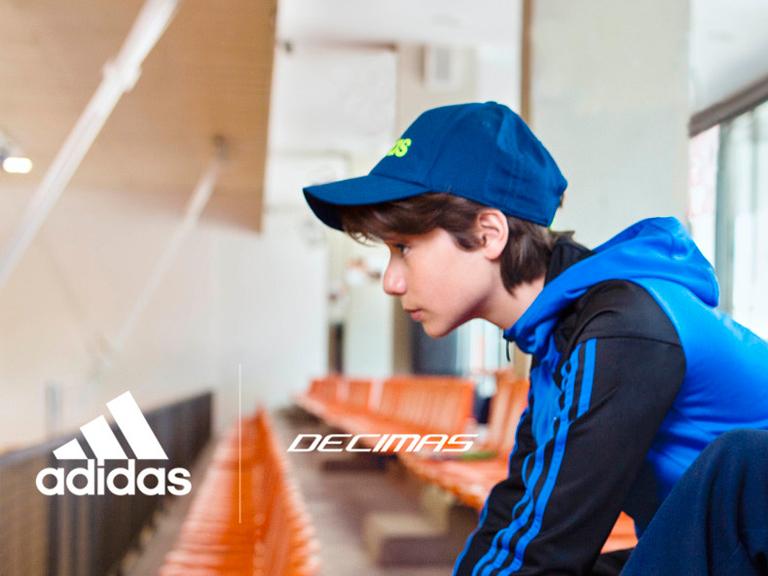 Nueva colección de Adidas para Décimas
