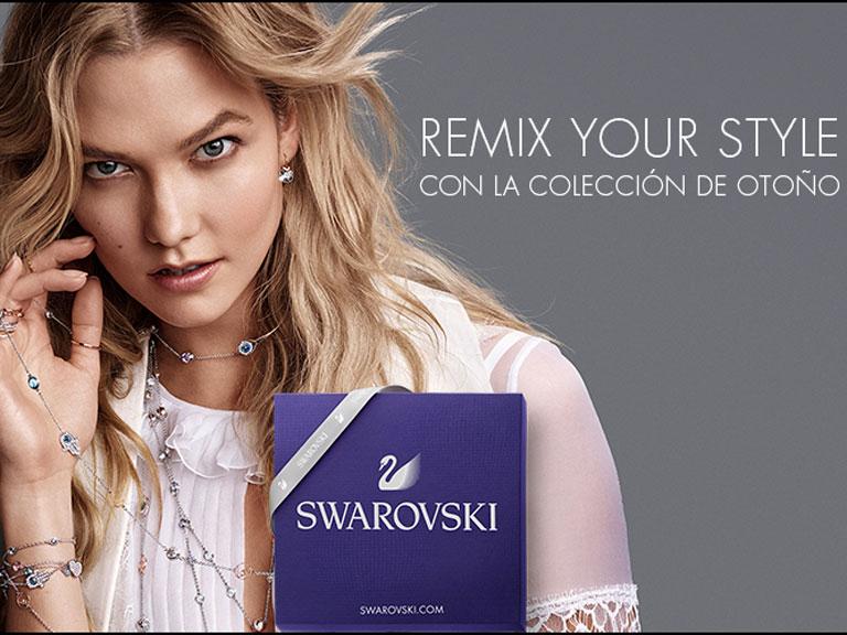 Remix your style en Swarovski