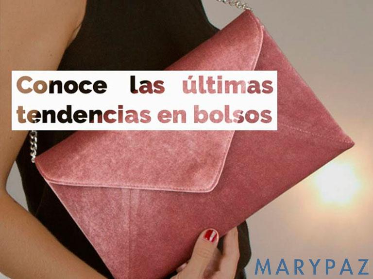 Conoce las últimas tendencias en bolsos en Marypaz