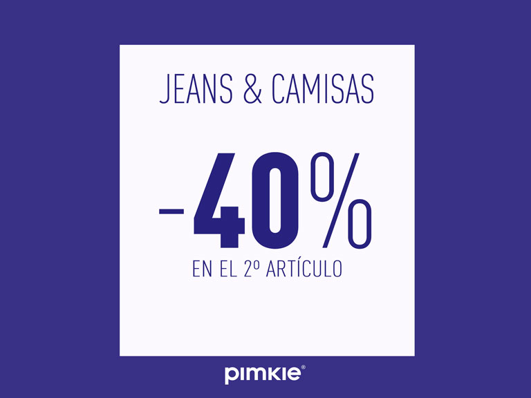 Jeans & Camisas