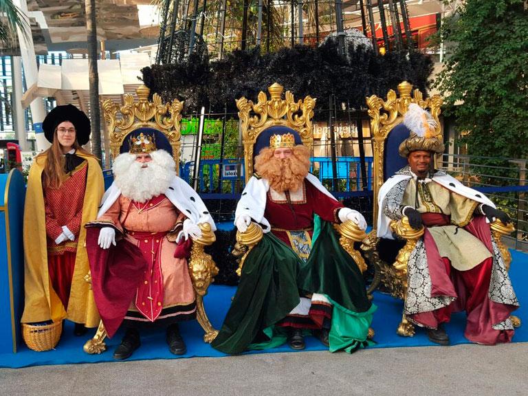 Conoce a los Reyes Magos