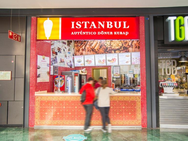 Istanbul Auténtico Donër Kebap