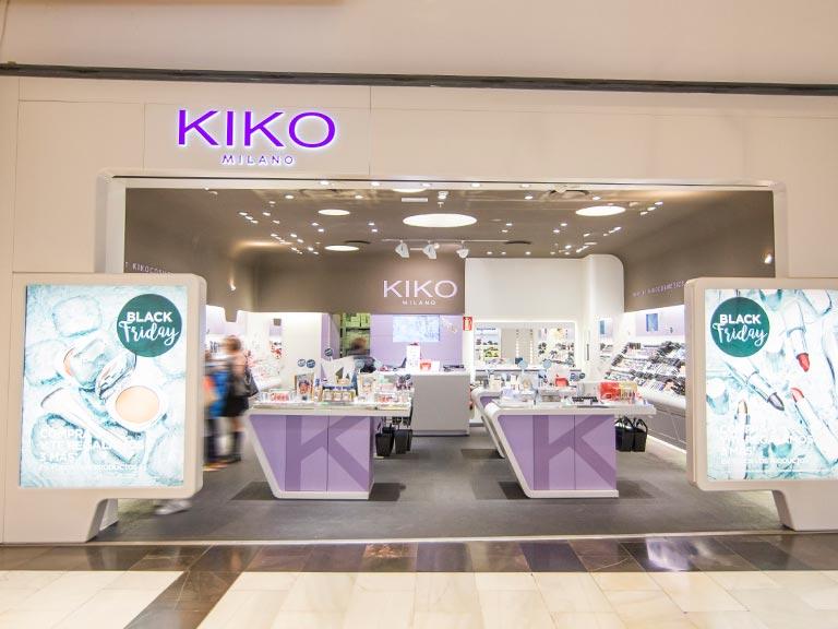 Kiko Make Up Milano
