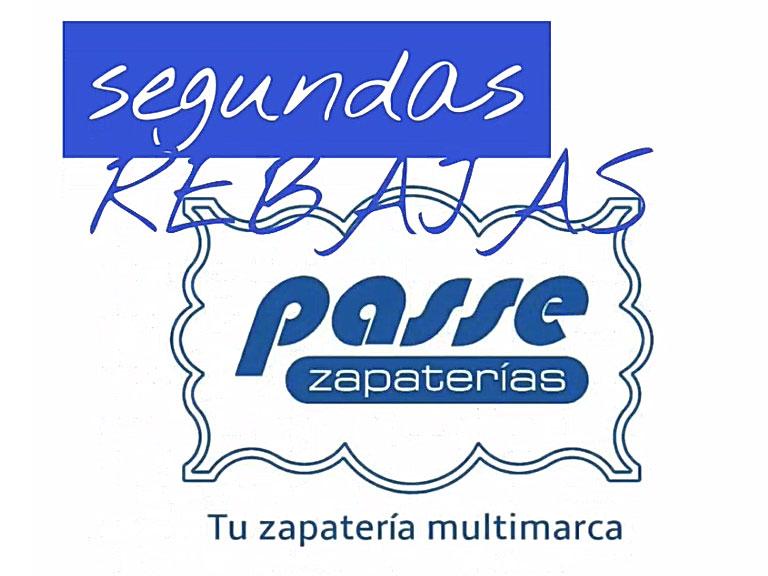 Segundas rebajas en Passe Zapaterías