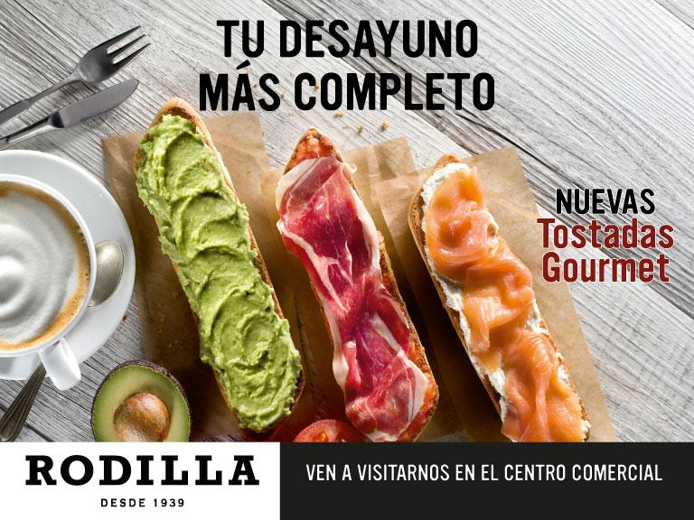 Tu desayuno más completo en Rodilla