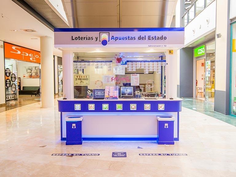 Administración de Loterias