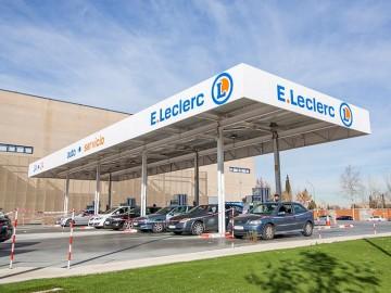 Gasolinera E.Leclerc