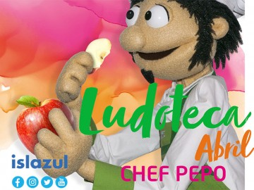 Ludoteca Chef Pepo Abril