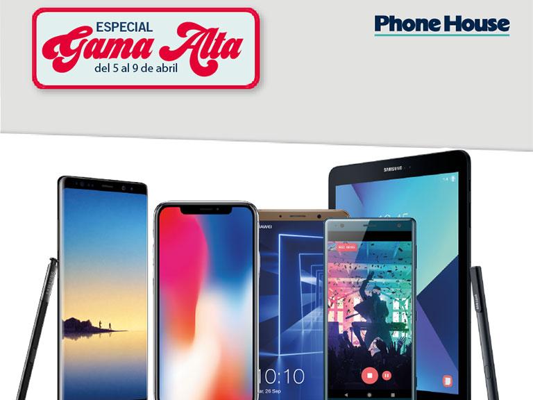 Especial gama alta en The Phone House