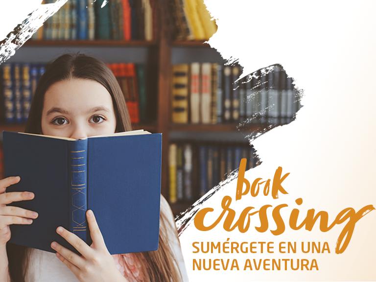¡Inauguramos Punto de Bookcrossing !