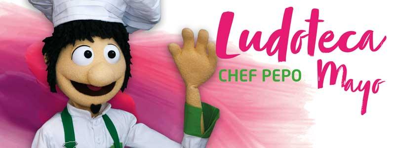 Ludoteca Chef Pepo Mayo