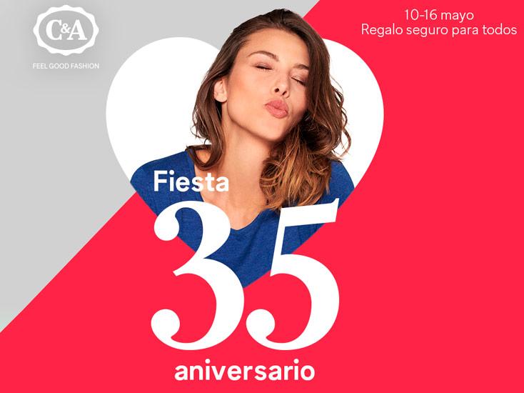 C&A 35 Aniversario