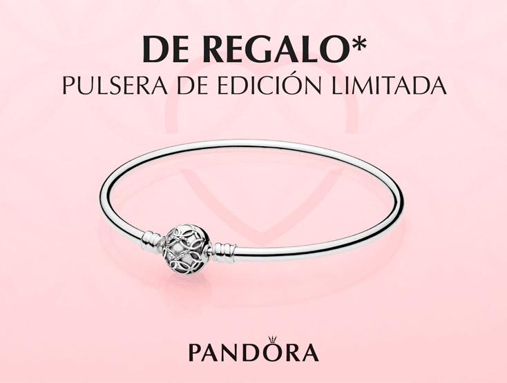 Pandora te regala una pulsera