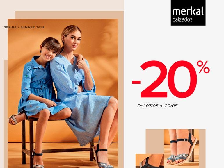 Mayo de promociones en Merkal