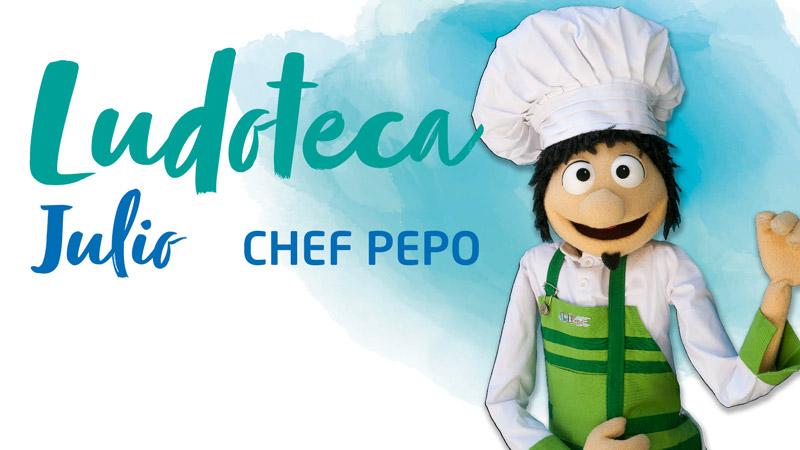 Ludoteca Chef Pepo Julio