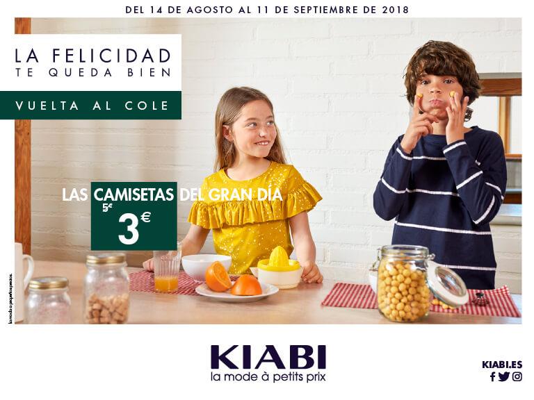 Campaña Kiabi