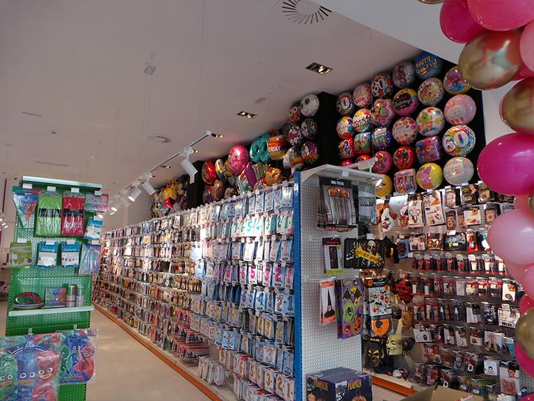 Partyfiesta En Madrid Centro Comercial Islazul