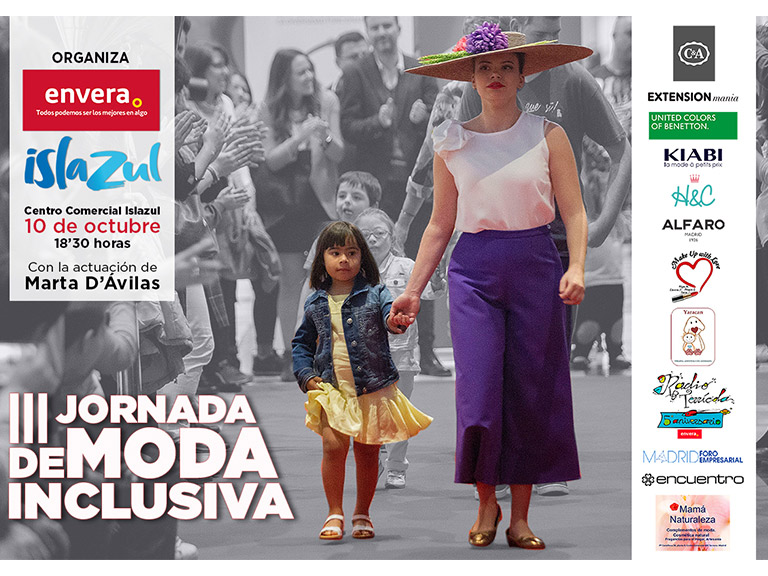 III Jornada de Moda Inclusiva