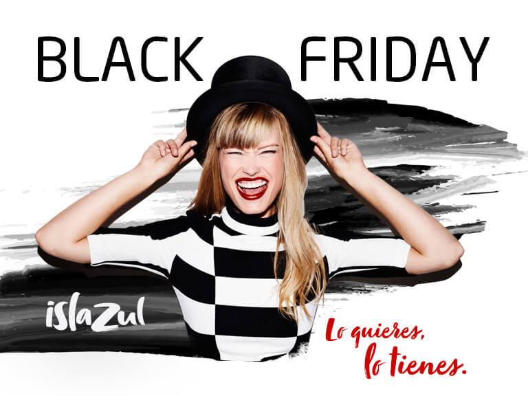 Black Friday en Islazul