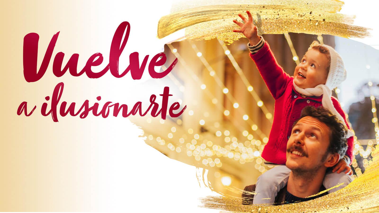 ¡Una navidad con ilusiones renovadas en el Centro Comercial Islazul!
