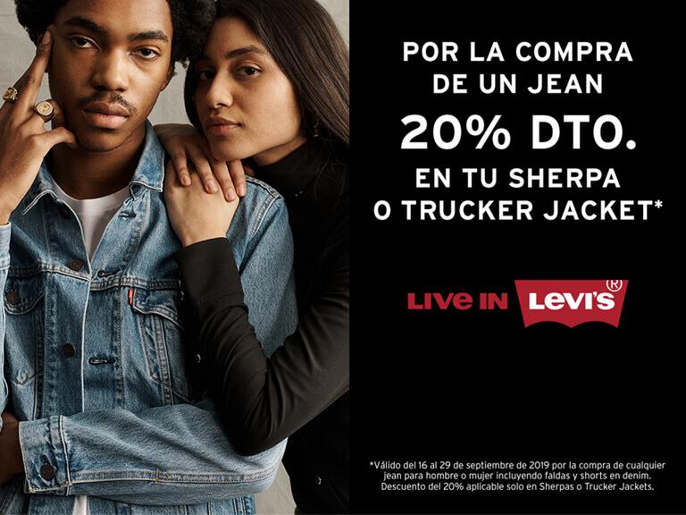 Promociones Levi Strauss & Co. Islazul