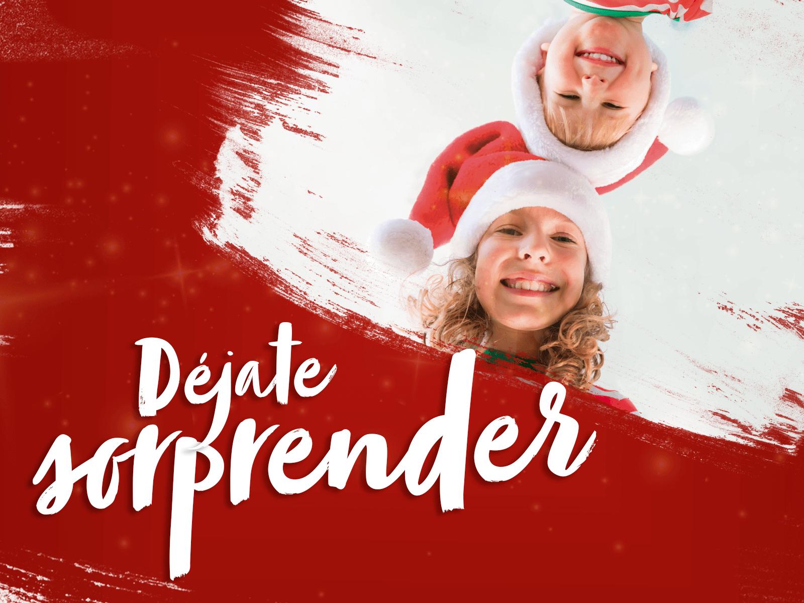 ¡La Navidad llega a Islazul del 2 de diciembre al 5 de enero!
