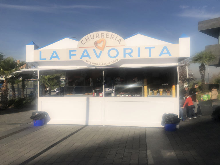 Churrería La Favorita