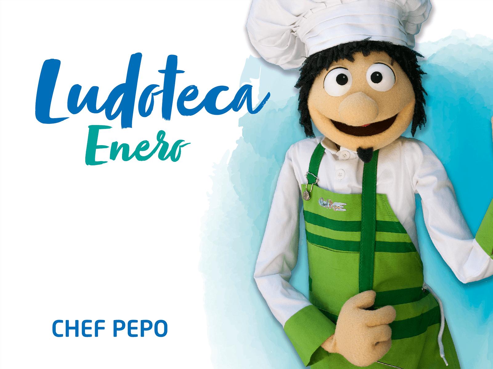 Ludoteca Chef Pepo Enero