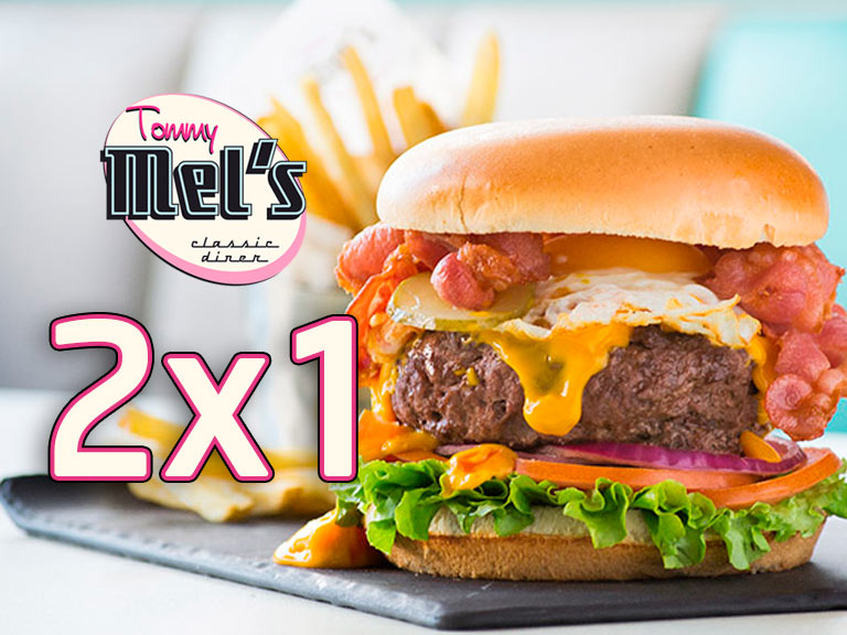 Promociones Tommy Mel's Islazul