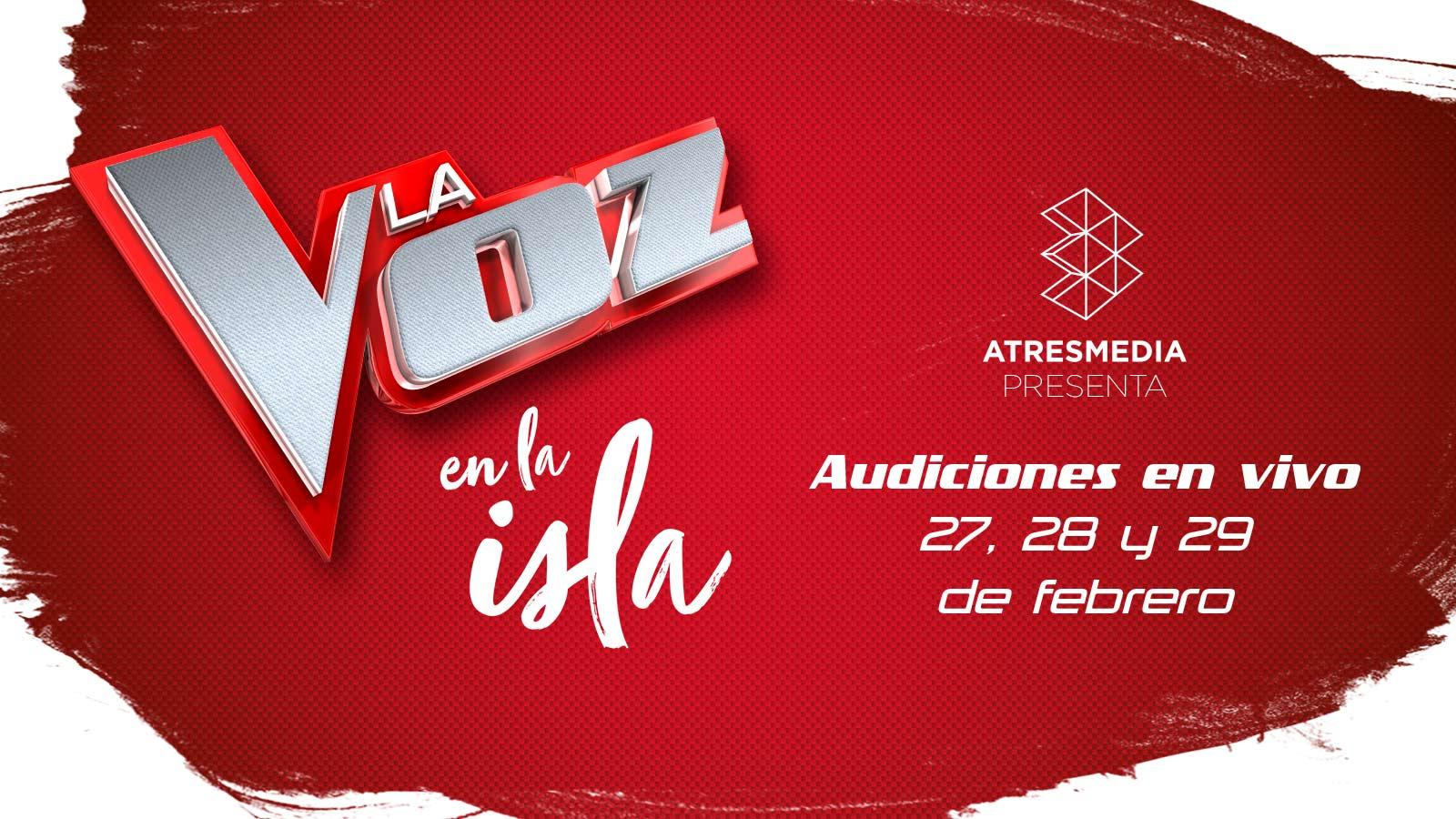 ¡Gala de La Voz en Islazul!